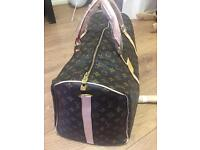 Louis Vuitton duffle monogram bag