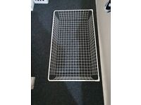 Large ikea basket for wardrobe