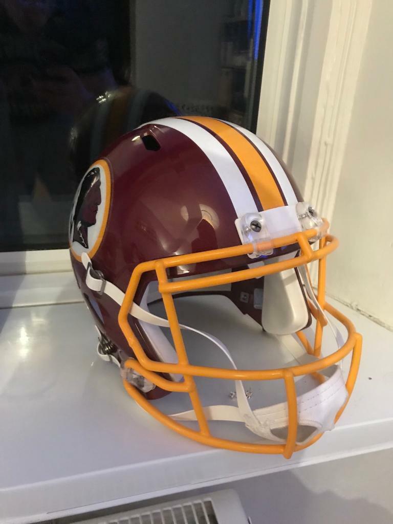 quite nice a1d15 c2736 Washington Redskins replica NFL helmet | in Blaydon-on-Tyne, Tyne and Wear  | Gumtree