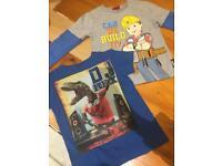 Boys t-shirts 4-5