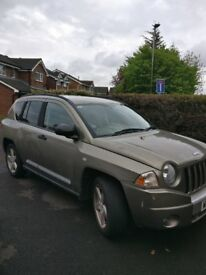 Jeep Compass 2009 reg, SUV, Manual 1968cc Diesel in EXCELLENT CONDITION for Sale