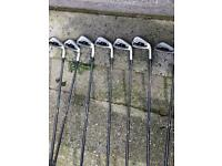 Donnay evolution golf clubs right handed