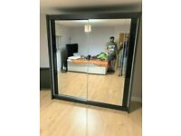 2020 HEAVY QUALITY NEW 2 & 3 DOORS MIRRORED SLIDING WARDROBES ON SALE, GRAB NOW!!