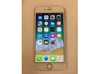 iPhone 6s Rose Gold Unlocked 64gb