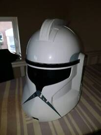 Star Wars Helmet. One size. Fits kids and adults.