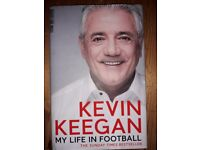 KEVIN KEEGAN - MY LIFE IN FOITBALL
