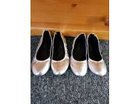 Newlook pumps size 3 x2pair