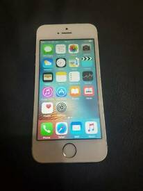 IPhone 5s -16gb excellent condition on o2