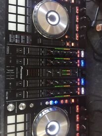 Pioneer ddj-sx with original box and cables