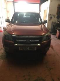 Ford Ranger thunder & xlt no vat