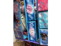 Frozen Toy Organiser