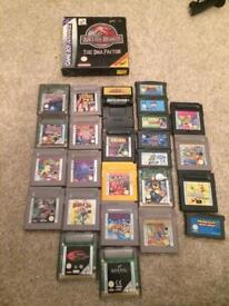 Various Nintendo Gameboy games for sale
