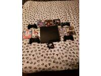 Ps3 4controllers 7 games