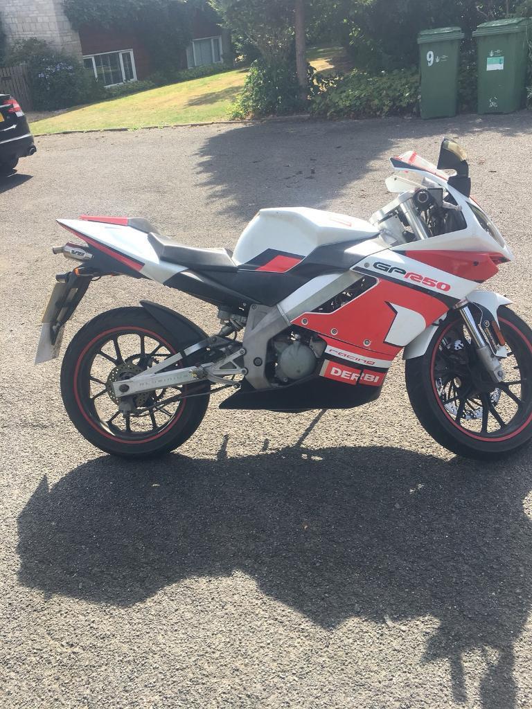 Derbi GPR 50 R moped