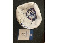 Official signed Chelsea ball
