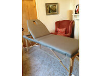 Massage Table & Face Cradle - Beautelle - Portable - Very Good Condition