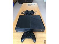 Xbox One (500GB) With Controller, 7 games, and HDMI Cable.