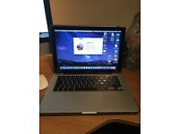 "Macbook Pro 13.3"" 2012 i5, 4GB RAM, 1TB Storage."