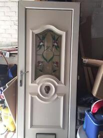 Upvc door
