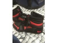 Lonsdale Boxing Boots Size 6