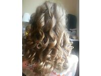 Hair style for kids and adults for special occasion