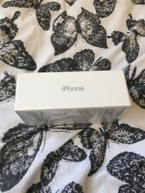 Brand new in box iPhone X 64gb