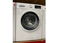 WHITE BOSCH WASHING MACHINE