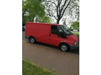 Cheap Van MOT 3 months start drive ford transit Van short wheel base