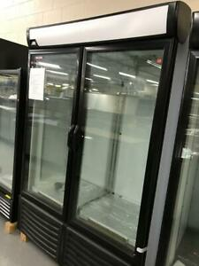 Freezer stand up Freezer glass door - USA Pro-Kold Commercial freezer
