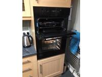 Hotpoint Double Oven & Grill