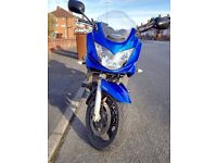Suzuki Bandit 650 ABS K7 Sport Tourer Ideal First Big Bike £1999 full service history