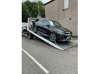  24/7 BREAKDOWN RECOVERY TOWING TRUCK OR JUMP START SERVICE FOR CARS VANS 4X4 ALL OVER THE UK