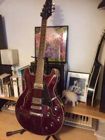 Aria Pro II TA-40 Electric Guitar