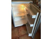BEKO Indercounter fridge and freezer