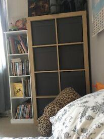 Kallax ikea bookcases