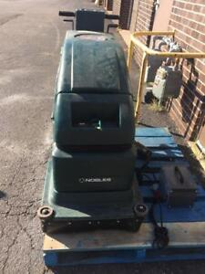 Nobles Speed Scrub 2001 Walk Behind Floor Scrubber Sweeper