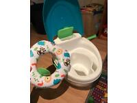 Potty training toddler potty chair