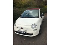Fiat 500 convertible for sale