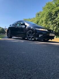 2009 Honda Civic 2.2i-CDTI Type S GT only 82,000 MILES,SERVICE HISTORY,AUGUST 2019 MOT