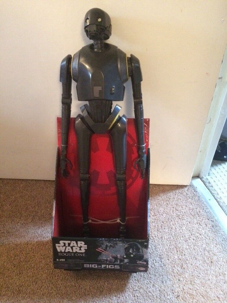 Brand new 20 inch Star Wars droid