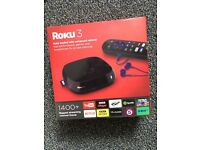 Roku 3 Media Streamer - turns your tv into a smart tv
