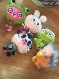 Moshe monsters teddies