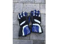 Spada motorbike gloves