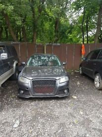 audi a3 8p rs3 replica for breaking