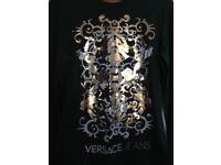 Men's Versace jeans top