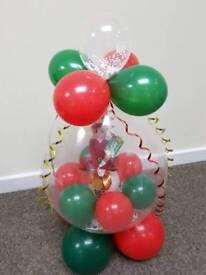 Naughty Elf filled Balloon