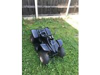 Quadzilla buzz 50 spares or repair