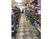 Halal Supermarket for sale - going concern