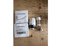 Radiator valves - myson