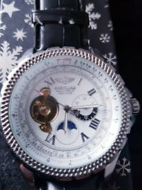 ** BREITLING NAVITIMER LIMITED EDITION MENS WATCH **